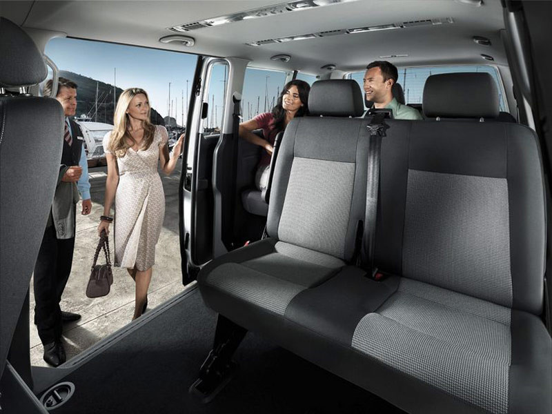 Express Semi – Private Transfer from Airport or Port to Astra Suites.